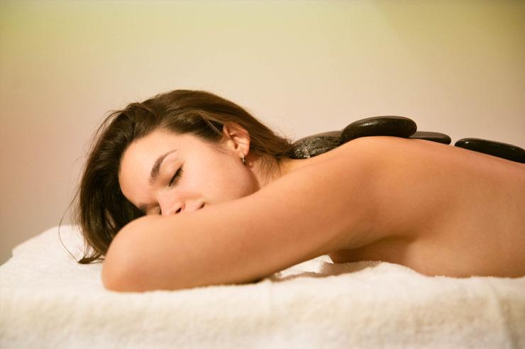 massaggi con pietre almacara estetica padova